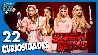 22 Curiosidades de Scream Queens  (SPOILERS) - ¿Sabías qué..? #53 | Popcorn News