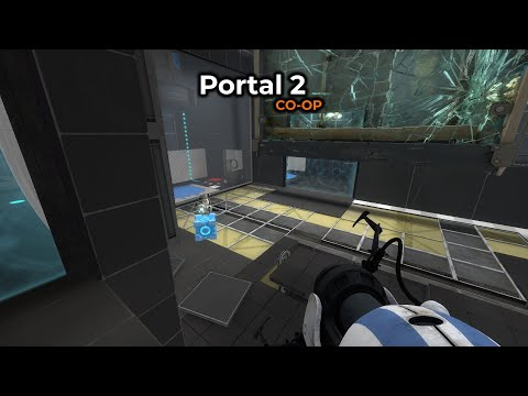 Portal 2 CO-OP -- 09/05/2020