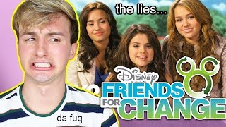 "DISNEY'S ""FRIENDS FOR CHANGE"" WAS ALL A LIE?!"