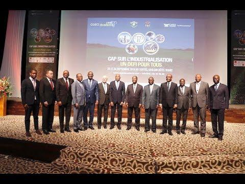 Le Chef de l'Etat a présidé la 7e édition du Forum économique annuel ''CGECI Academy''