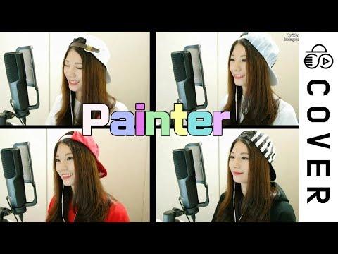【1人】Paintër (Painter, 페인터)┃Raon Lee