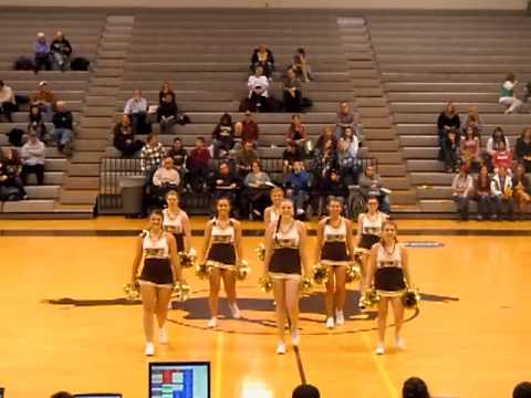 Giddy On Up -Cheerleading Routine
