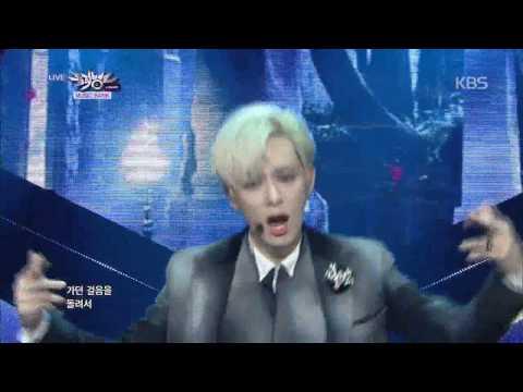 [HIT] 뮤직뱅크-보이프렌드(BOYFRIEND) - Witch.20141031