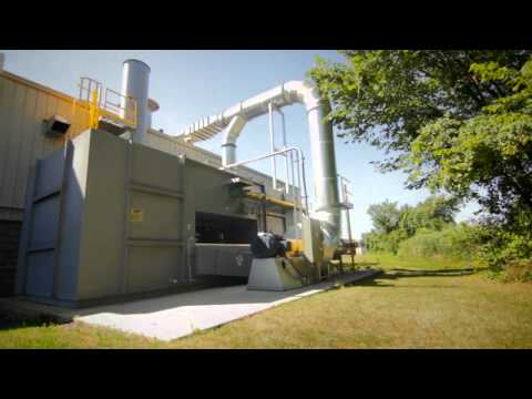 The CMM Group - Dunmore's Regenerative Thermal Oxidizer (RTO) System