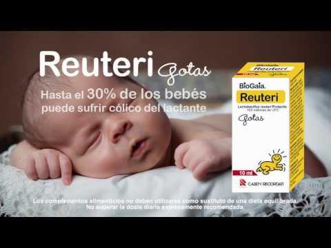 Reuteri - Historia de las 5 gotas