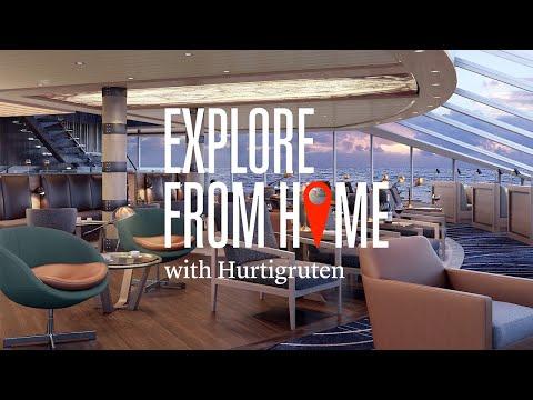 Hurtigruten | Les nouveaux navires d'exploration hybrides