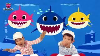 Baby Shark Dance - quảng cáo cho bé ăn ngon