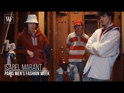 Isabel Marant fall-winter 21-22 | Paris men's fashion week