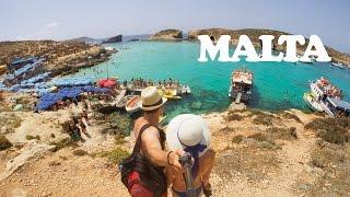Trip to Malta. Best places in Malta. (Maltese Music)