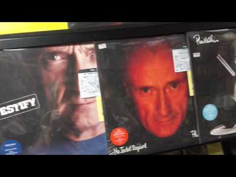 The Vinyl Guide - Disk Union, MASSIVE Record Shop, Shinjuku Tokyo Japan Pt 1 Main store, new Rock, W
