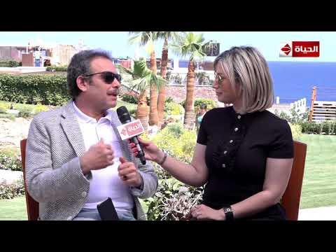 عين - شوف رد الفنان أحمد عبد العزيز على اتهامه بالغرور