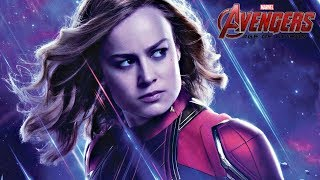Marvel Gives First Look At Captain Marvel DELETED Scene In Avengers: Age of Ultron