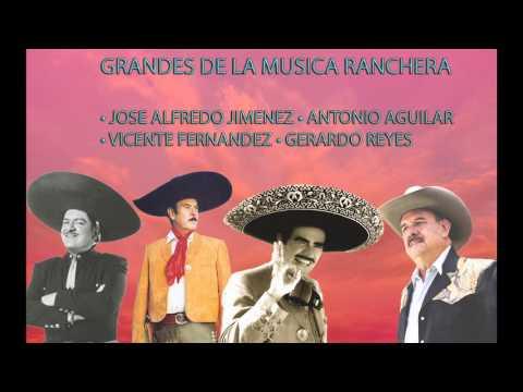 Grandes de la Musica Ranchera - Mix 2016