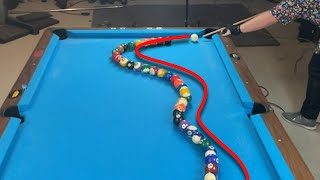 Ridiculous Pool Trick Shots | 10 minutes of awesomeness