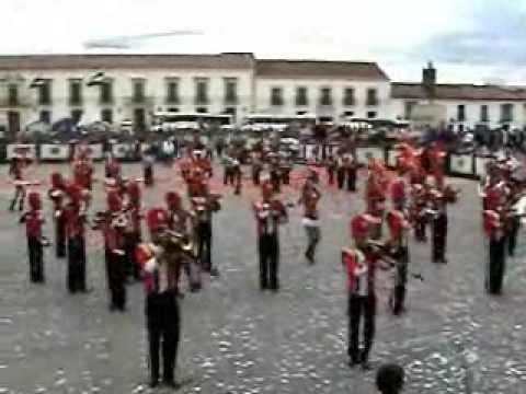 Banda Show Francisco de Miranda - Venezuela 2007 2/2