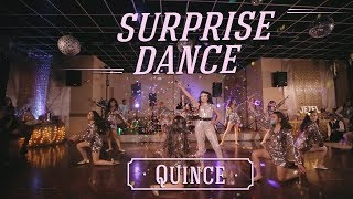 JEZEL'S QUINCEAÑERA SURPRISE DANCE ( DANNYSFILMS )