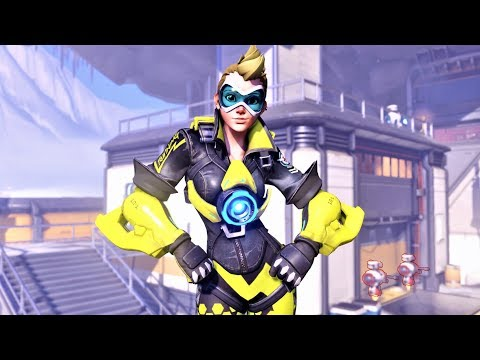 overwatch tracer skins