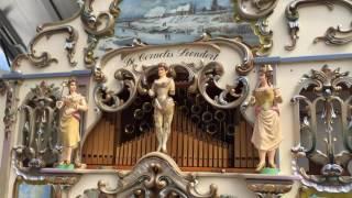 """NBC Dutch Street Organ 'de Cornelis Leendert' plays """"Koekoekswals"""""""