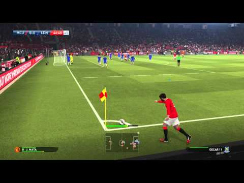 PES 2015 Preview - Manchester United vs. Chelsea