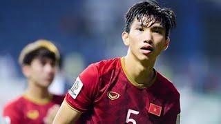 """Thơ Chế """" Cảm Ơn Em Văn Hậu người hùng lăn xả cứu thua trước Thái Lan"""