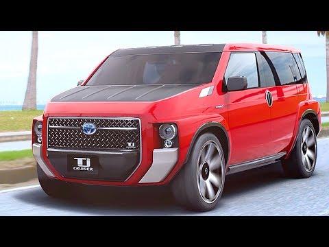 Toyota Tj Cruiser ? New SUV Genre Concept