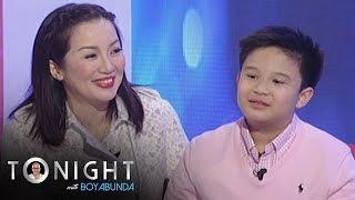 TWBA: Fast Talk with Kris Aquino and Bimby Yap