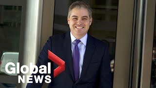 CNN's Jim Acosta pleased after judge rules White House must give back press pass