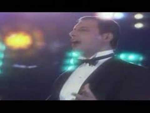 Freddie Mercury Pavarotti Queen Too Much Love Will Kill You