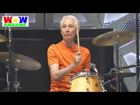 Rolling Stones Drummer Charlie Watts Is 'Unlikely' to Join Group's 2021 U S  Tour