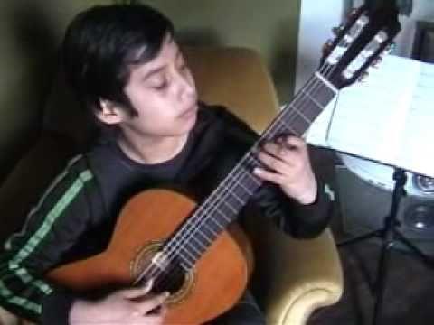 Clases de guitarra - vals peruano - Cuando habló el corazón