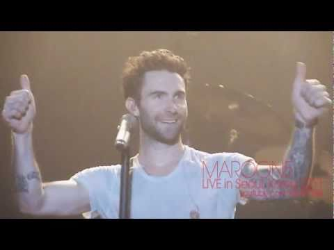 MAROON5 - She Will Be Loved - LIVE in Seoul, Korea 2011