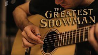 Daniel Padim - A Million Dreams (from The Greatest Showman) #thegreatestshowman