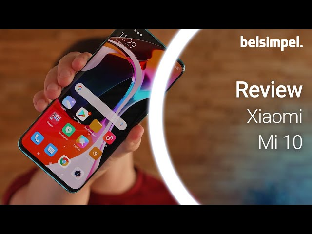 Belsimpel-productvideo voor de Xiaomi Mi 10 128GB Grey