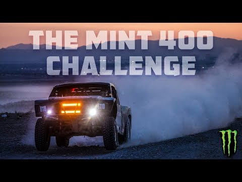 The MINT 400 Challenge