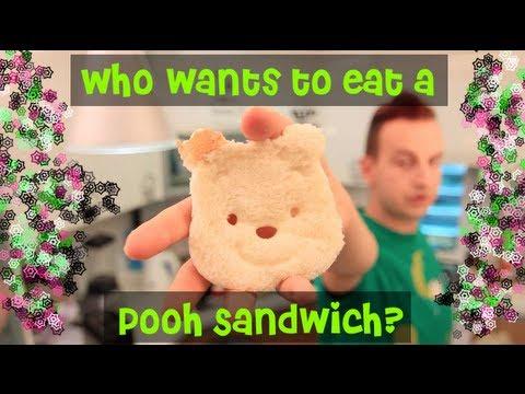 WTF - Super Cute Delicious Pooh Sandwich Makers!