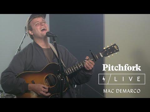 Mac DeMarco | Pitchfork Live