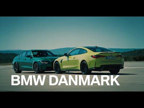 BMW M3 Sedan & BMW M4 Coupé