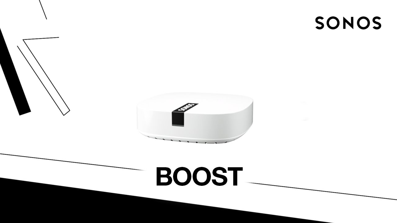 Boost Wireless Extender For Sonos Network Diagram Home Entertainment Play This Video