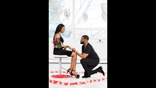 BEST PROPOSAL EVER (NEW YEAR SURPRISE.....YOU WILL CRY!!!!!!)