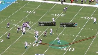 Why Lamar Jackson's perfect game against Miami was not a fluke | Film Room