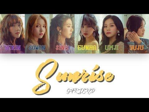 [1 시간 / 1 HOUR LOOP] GFRIEND(여자친구) - SUNRISE (해야) - Color Coded Lyrics