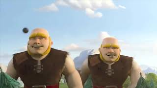 Clash of Clans Movie - Full Animated Clash of Clans Movie Animation ( COC Movie)