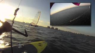 Kite vs Moth vs 49er