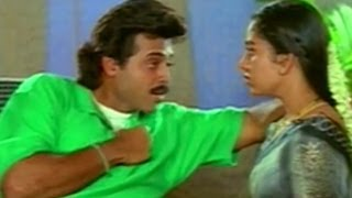 Pavitra Bandham Movie || Beautiful Love Scene Venkatesh & Soundarya  || Venkatesh,Soundarya