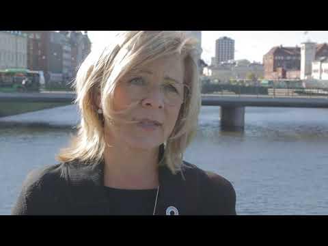 Lena Wetterskog Sjöstedt om Malmös arbete med de globala målen