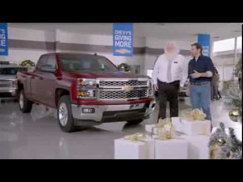 (Silverado & Toys) Enjoy the latest promotional commercials from Chevrolet! (Amery Chevrolet, WI)