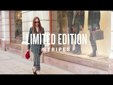 Olivia Kijo presents Limited Edition Stripes