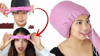 Stylewithme - ZKOUŠÍM vtipný produkty na vlasy z Aliexpressu - Zdroj: