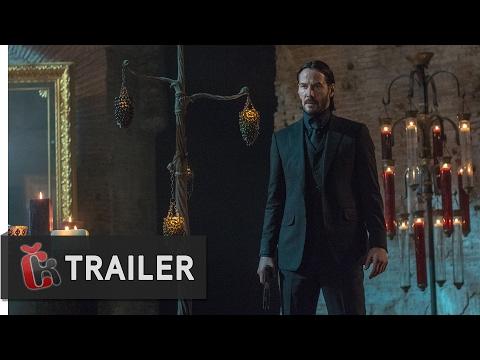 John Wick 2 (2017) - oficiální hlavní trailer