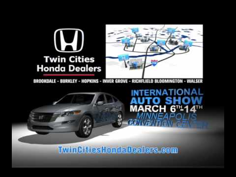"Twin Cities Honda Dealers ""Auto Show Sale"""